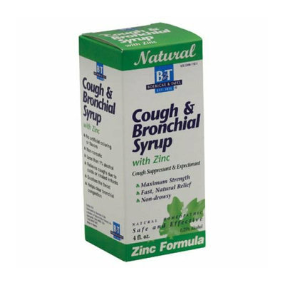 Boericke & Tafel Boericke and Tafel Cough and Bronchitis Syrup with Zinc 4 oz