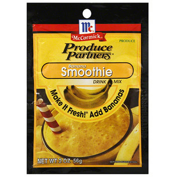 Produce Partners Banana Smoothie Drink Mix