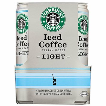 Starbucks Ready To Drink Light Iced Coffee