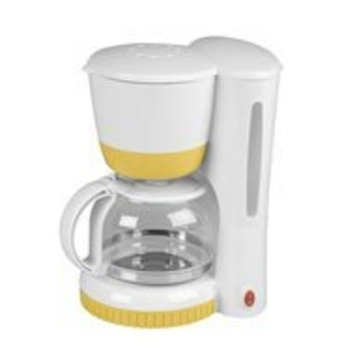 Kalorik CM 32849 Y Yellow 8-Cup Coffee Maker