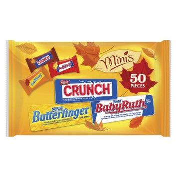 Nestlé Harvest Minis Butterfinger, Baby Ruth, Crunch 19.75 oz