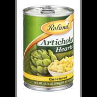 Roland Artichoke Hearts Quartered