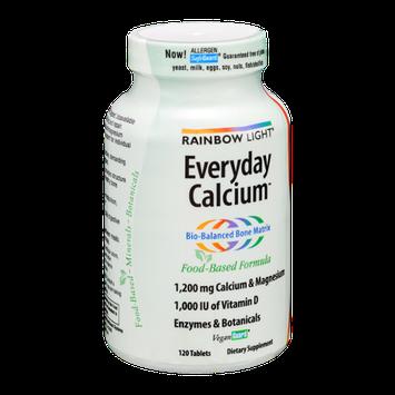 Rainbow Light Everday Calcium Tablets - 120 CT
