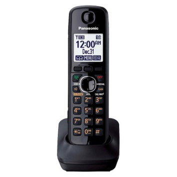 Panasonic DECT 6.0 Plus Digital Cordless Expansion Handset - Black