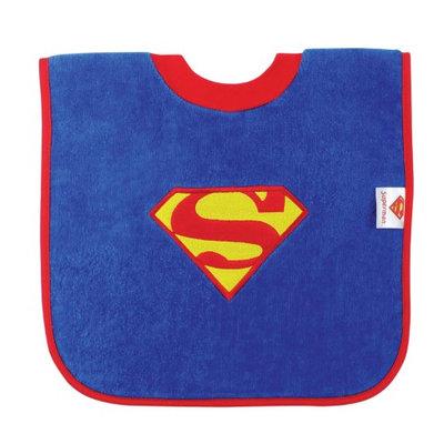 Bumkins Blue Superman Pullover Bib