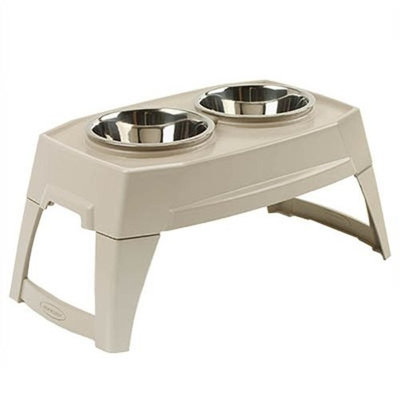 Suncast Elevated Feeding Tray, Small (Discontinued by Manufacturer)