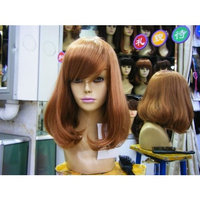 Emma Medium High Quality Synthetic Golden Straight Hair Wig
