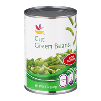 Ahold Cut Green Beans Low Sodium