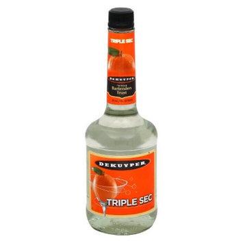 Beam Global Dekuyper Triple Sec Liqueur 750 ml