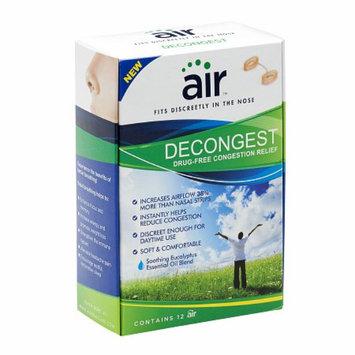 air DECONGEST - Drug-Free Decongestant Nasal Breathing Aid