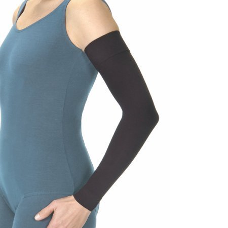 Jobst 102377 Bella Strong Armsleeve 30 - 40 With Silicone Black Size 7 Regular