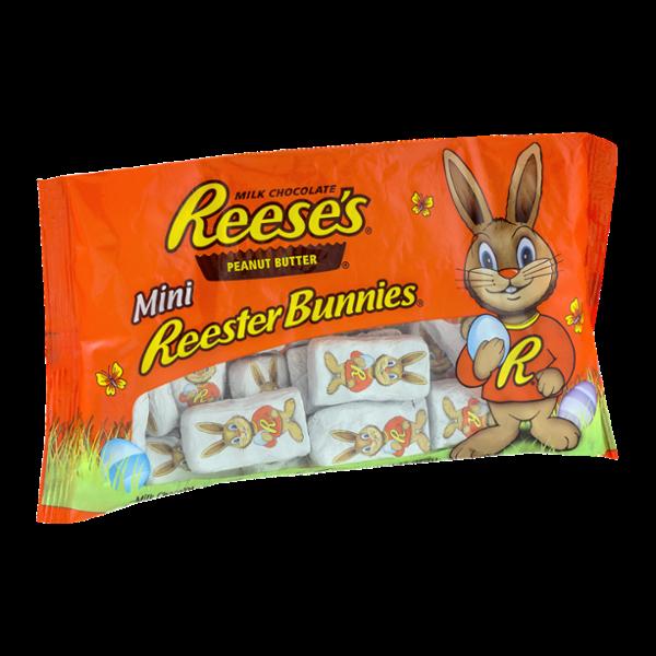 Reese's®  Milk Chocolate Peanut Butter Mini Reester Bunnies
