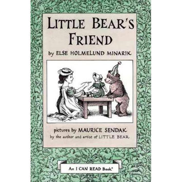 Little Bear's Friend (Hardcover)