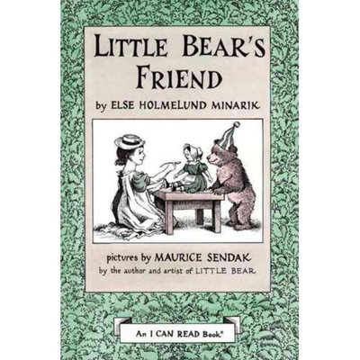 Little Bear's Friend (Hardcover)