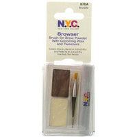 N.Y.C. NYC Browser Eyebrow Kit BRUNETTE 876A