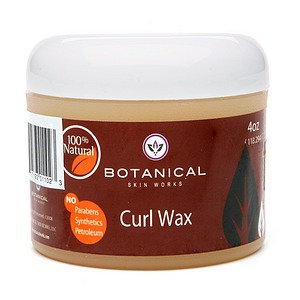 Botanical Skin Works Curl Wax