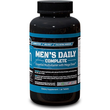 Trusted Nutrients R6-IYYF-TQBX Mens Complete Multivitamin - 90 Tablets