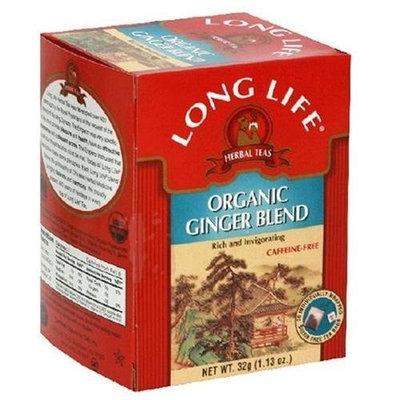 Long Life HERB TEA OG GINGER CS 6/20 BAG