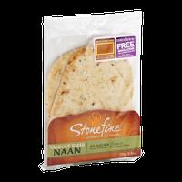 Stonefire Naan Garlic All Natural