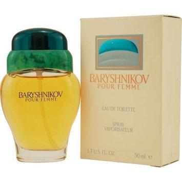 Baryshnikov Pour Femme by Parlux for Women 1.7 oz Eau de Toilette Spray