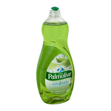 Palmolive Ultra Aroma Sensations Fresh Green Apple Concentrated Dish Liquid
