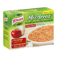 Knorr® Red Rice Seasong Mix Mi Arroz