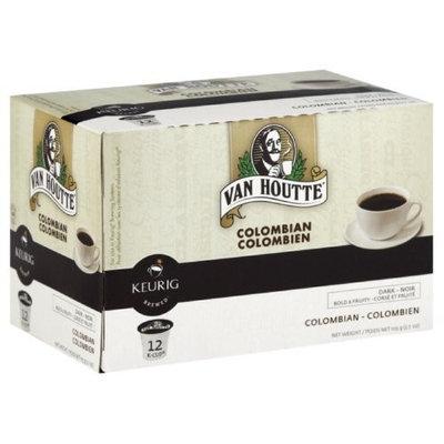 Van Houtte Dark Roast 100% Columbian Coffee, 12-Count K-Cups for Keurig Brewers (Pack of 3)