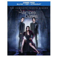 Vampire Diaries: The Complete Fourth Season (Blu-ray + DVD + UltraViolet) (Widescreen)