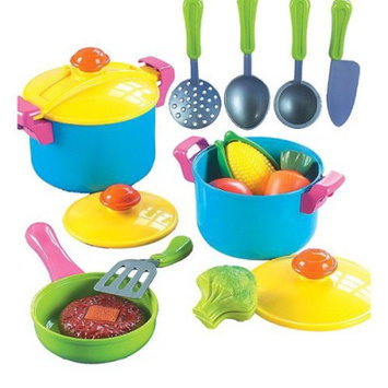 Small World Toys Young Chef Cookware Set