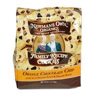Newman's Own Organics Family Recipe Orange Chocolate Chip Cookies