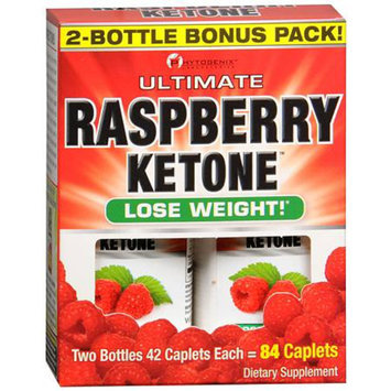 PhytoGenix Ultimate Raspberry Ketone 2-Pack