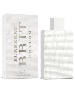 Burberry Brit Rhythm for Her Body Lotion, 5 oz