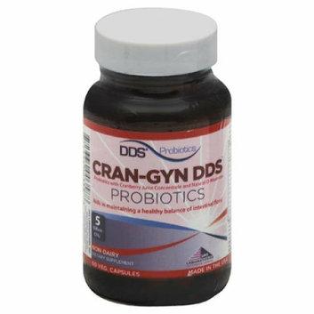 UAS Labs Cran Gyn DDS Urinary Tract Health 60 Vegetarian Capsules