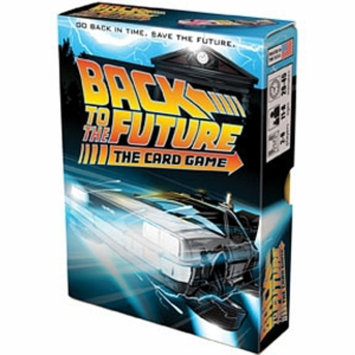 Looney Labs Back to the Future Card Game, 1 ea