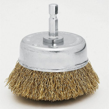 Vermont American 16781 1-3/4-in Coarse Cup Wire Brush