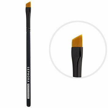SEPHORA COLLECTION Classic Angled Liner/Eyeliner Brush #15