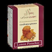 Urban Oven Lemon Pistachio Cookies