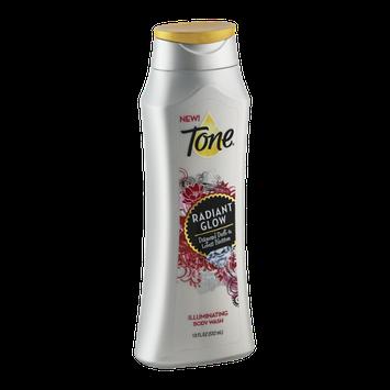 Tone Radiant Glow Illuminating Body Wash Diamond Dust & Lotus Blossom