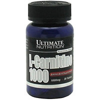 Ultimate Nutrition L-Carnitine 1000mg 30 Tabs