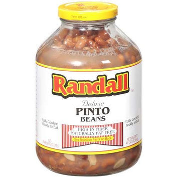 Randall Deluxe Pinto Beans, 48 oz