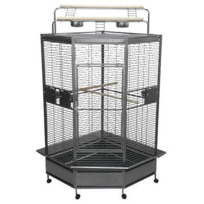 A&e Cage A and E Cage Co. Corner Cage