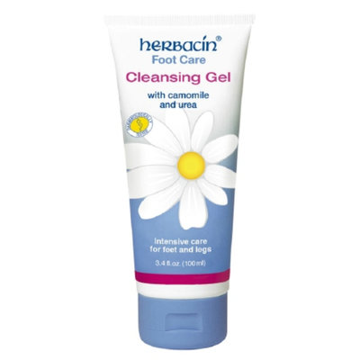 Herbacin Foot Care Cleansing Gel with Camomile and Urea