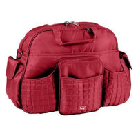 Lug Tuk Tuk Carry-All Bag, Crimson Red