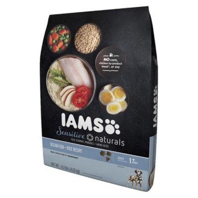 IAMS Iams Sensitive Naturals Ocean Fish & Rice Recipe Dry Dog Food 9.3 lbs