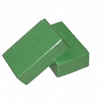 Sivan Health And Fitness Yoga Saver Foam Blocks Set Pack of 2, Green, 1 ea