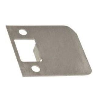 Don-jo Don Jo EL-102-630 2-1/4 X 2 Extended Full Lip Strike Stainless Steel