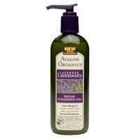 Avalon Organics Facial Cleansing Gel Therapeutic Lavender