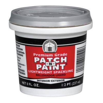 Phenopatch 8 oz. Premium-Grade Patch-N-Paint Lightweight Spackling