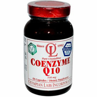 Olympian Labs Coenzyme Q10 100 mg 60 Capsules