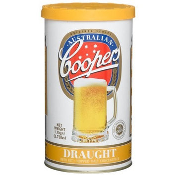 Coopers Brew Products Coopers DIY Draught Brew Can